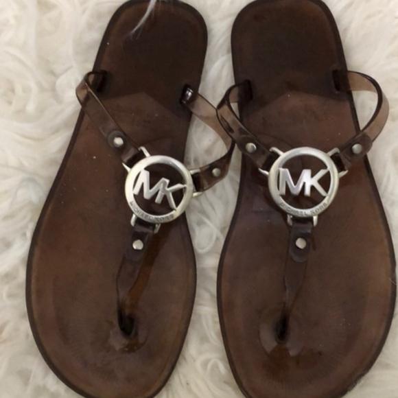 mk sandals